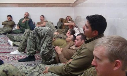 Iran Developing: Revolutionary Guards Free US Sailors After 2 Boats Seized