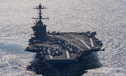 Iran Breaking: Tehran Seizes 2 US Naval Vessels, 10 Crew