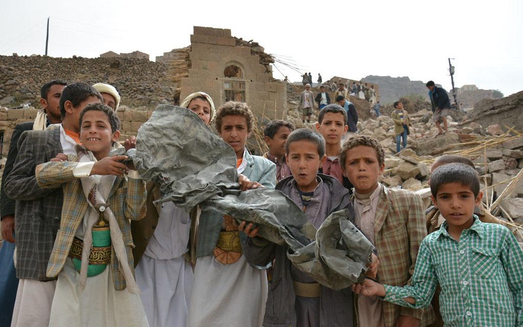 Yemen Feature: UN — 2,800 Civilians Killed Since March