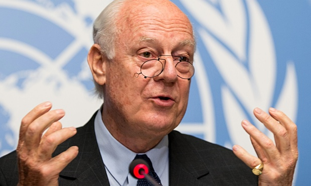 """Syria Daily, Jan 22: Envoy — I Can No Longer Count on UN Resolutions for """"Peace"""""""