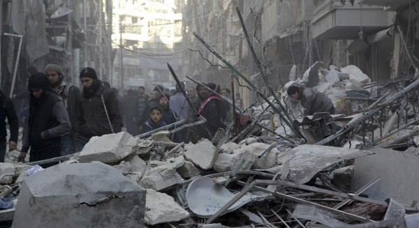 Syria Daily, Feb 10: UN Warns That 300,000 Could Be Beseiged in Aleppo City