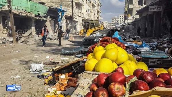 ARIHA BOMBING 02-16