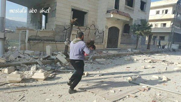 JISR CHURCH BOMBED 28-02-16