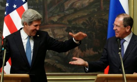 "Syria Daily, Feb 6: Kerry — ""Russia and Iran Told Me They Want A Ceasefire"""