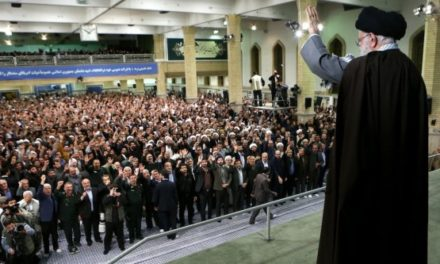 """Iran Daily, Feb 25: Supreme Leader Leads Final Push Against """"Enemy"""" Over Elections"""