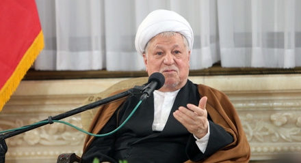 "Iran Daily, Feb 23: Rafsanjani Pushes Back Allegation of ""Satanic British Meddling"" in Elections"