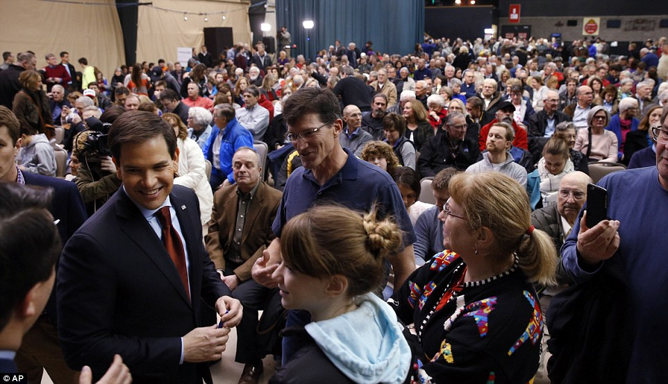 US Analysis: Big Winners in Iowa? Democratic Party and Marco Rubio