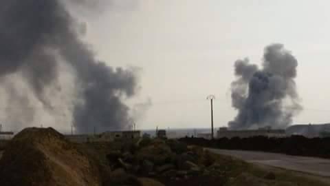 Syria Daily, Feb 14: Supporting Rebels, Turkey Shells Kurdish YPG