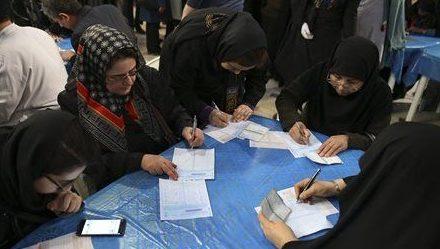 Iran Audio Analysis: Explaining the Elections