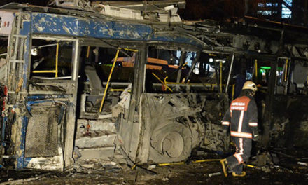 Turkey Developing: At Least 34 Killed in Latest Ankara Bombing