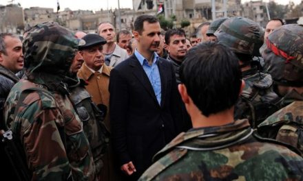 Syria Feature: Assad's Soldiers Worried About Never-Ending Enlistment