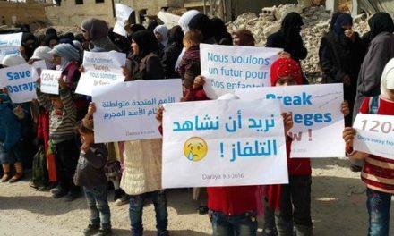 Syria Daily, March 10: Besieged Darayya, Near Damascus, Demands Access to Aid