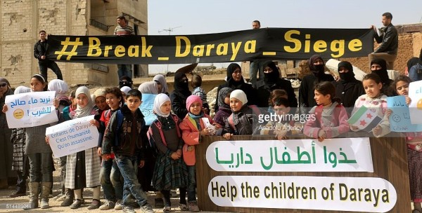 "Syria Video: ""Have Aid Come"" — Besieged Darayya in the Eyes of Its Children"