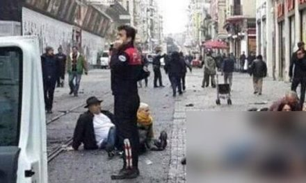 Turkey Developing: 5 Foreigners Killed, 39 People Injured in Latest Suicide Bombing