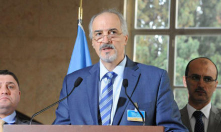Syria Daily, March 22: Regime Offers No Advance in Talks with UN Envoy