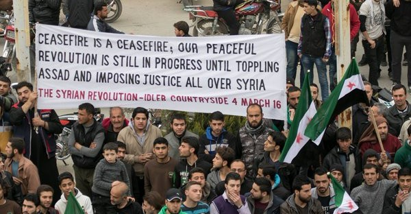 Syria Daily, March 5: The Revival of Opposition Protests Across the Country