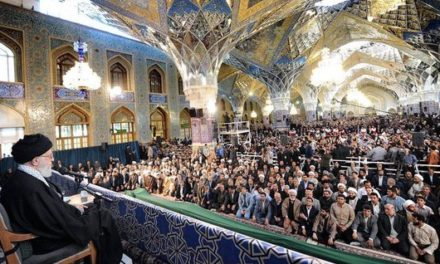 "Iran Feature: Supreme Leader's New Year Speech — Some Officials Are Following ""US Arrogance"""