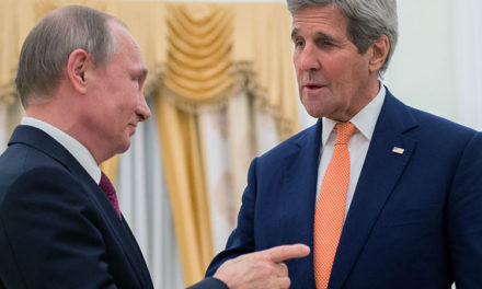 Syria Daily, March 25: Warm Words But No Substance from Kerry-Putin Meeting