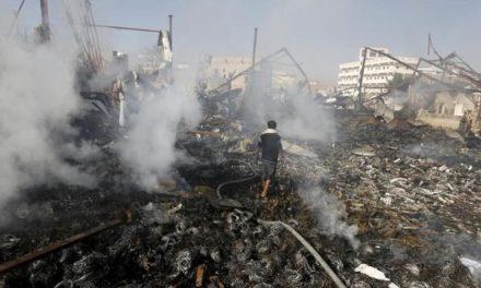 Saudi Arabia Op-Ed: The Unholy War in Yemen