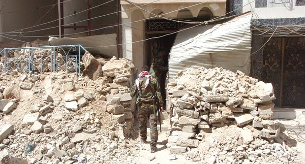 NewsTalk: The State of the Conflict After Palmyra