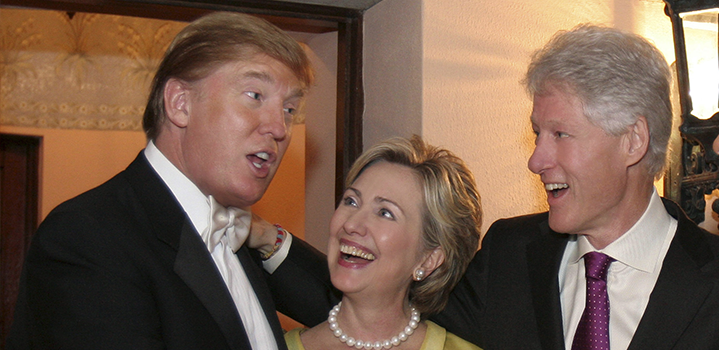 """BBC Radio: A """"Super Tuesday"""" Coronation for Hillary — and Also for Trump?"""