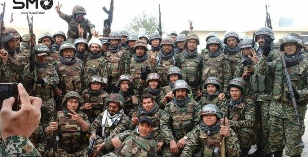 Iran Feature: Tehran's Afghan Fighters in Syria