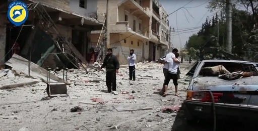 """Syria Daily: Deaths on Both Sides of """"Catastrophic"""" Aleppo"""