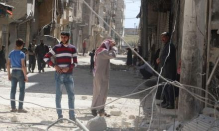 """Syria Daily: US """"Very, Very Concerned About Increase in Violence"""""""