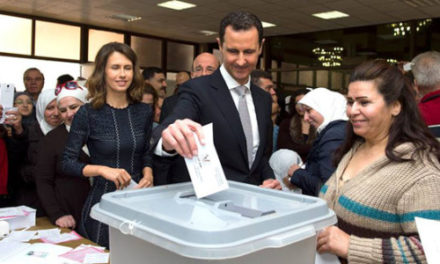 Syria Daily: Assad Regime Proclaims Its Parliamentary Elections
