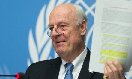 Syria Daily: UN Envoy Delays Political Talks to See Assad
