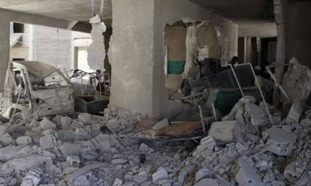 Syria Daily, April 1: Ceasefire? Regime Bombing Kills 33+ Near Damascus