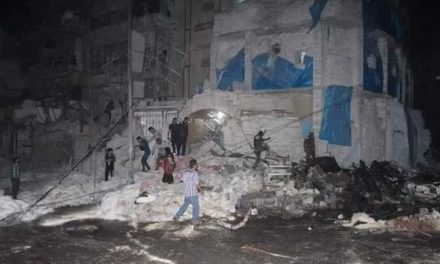 Syria Special: Russia-Regime Airstrike Destroys Aleppo Hospital, Killing 50+