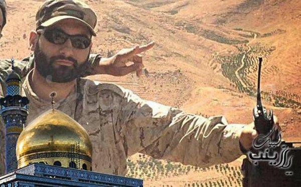 HEZBOLLAH COMMANDER KILLED SYRIA 04-16