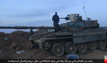 Syria Daily: Islamic State Hits Back at Regime Near Aleppo