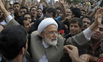 "Iran Feature: Detained Opposition Leader Karroubi ""Put Me on Trial"""