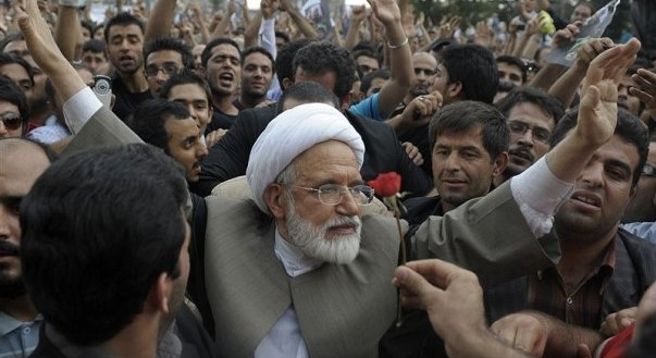 Iran Daily: Detained Opposition Leader Karroubi — Only Death Will Bring Me Freedom