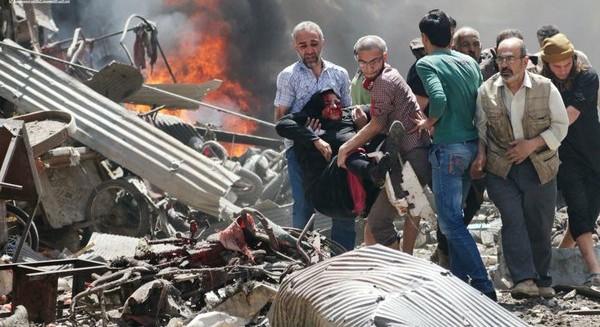 Syria Daily: Regime Bombing in Northwest Kills 50+