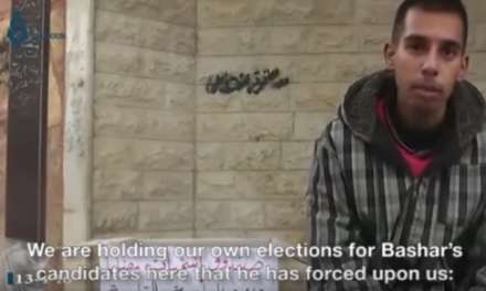 "Syria Video: Madaya's Alternative Elections Choose ""Deadly Starvation"" and ""Airstrikes"""
