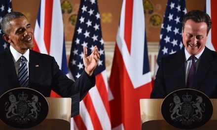 BBC Radio: Why Obama is Right About Britain and Europe