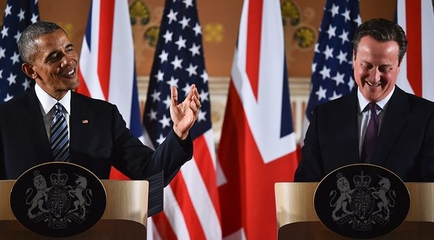 US Audio Analysis: Why Obama is Right About Britain and Europe