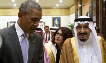 Saudi Arabia Feature: The Kingdom's US Public Relations Machine