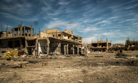 """Syria Feature: State Media's Myth of """"Residents Returning to Palmyra"""""""