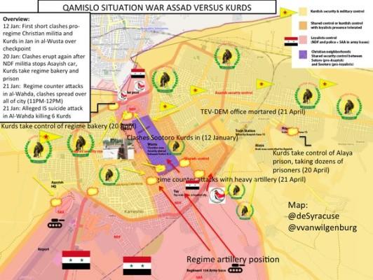QAMISHLI MAP 21-04-16
