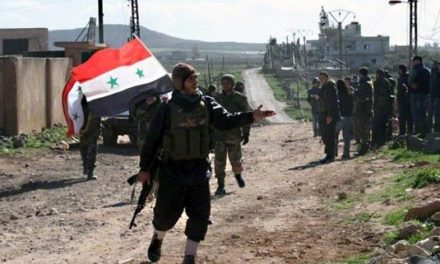 Syria Daily: Fighting Spreads Across Northwest in 3 Provinces