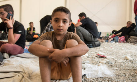 "Syria Analysis: British Government's Cynical ""We'll Take 3,000 Refugee Children by 2020"""