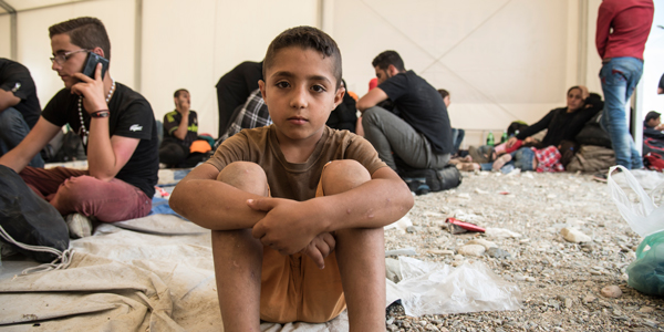 """Syria Analysis: British Government's Cynical """"We'll Take 3,000 Refugee Children by 2020"""""""