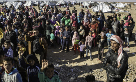 "Syria Feature: ""Jordan Stranding 50,000 Refugees Near Border"""
