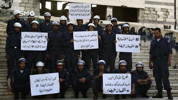 WHITE HELMETS SOLIDARITY 27-04-16