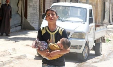 Syria Feature: Documenting Russia-Regime's Killing of Aleppo's Civilians