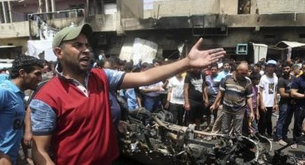 Iraq Developing: Islamic State Car Bombs Kill 88 in Baghdad